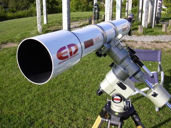 Bilder vom ed s teleskope astronomie